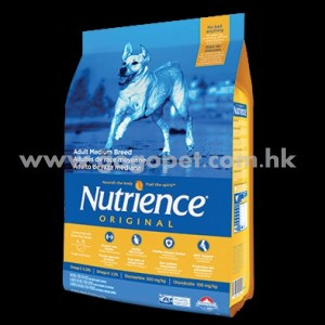 Nutrience 紐翠斯 經典系列 成犬配方