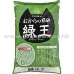 Hitachi 綠玉 綠茶豆腐貓砂 6L