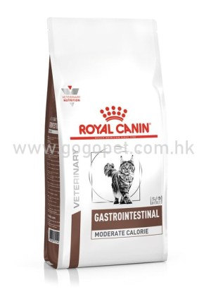 Royal Canin - Gastro Intestinal 貓隻腸道處方糧 (低能量) 2kg 行貨