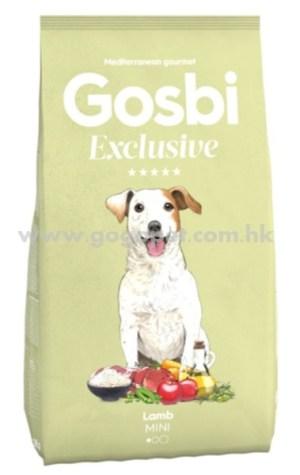 Gosbi 小型成犬純羊肉蔬果配方
