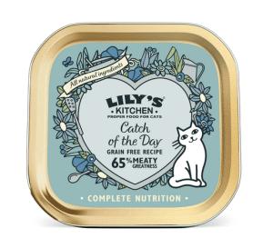 Lily's Kitchen貓罐頭 天然貓罐頭 主食貓罐頭