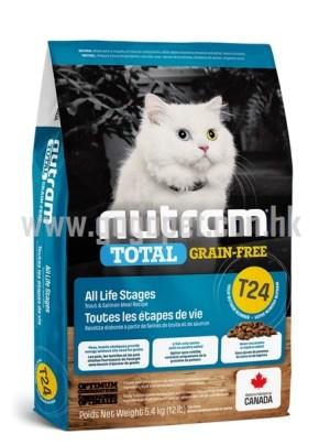 nutramT24貓糧 nutram貓糧 天然貓糧