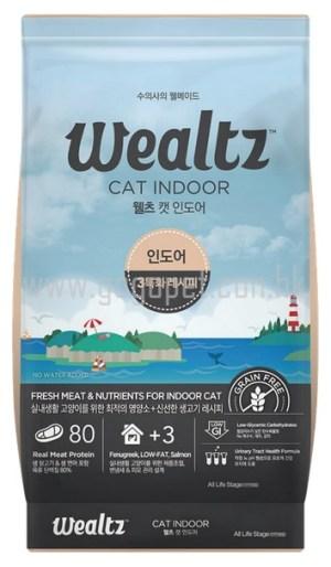 Wealtz貓糧 室內貓