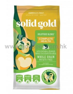 Solid Gold 素力高 抗敏減肥乾狗糧