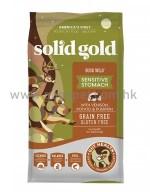 Solid Gold 素力高 無穀物(鹿肉)乾狗糧