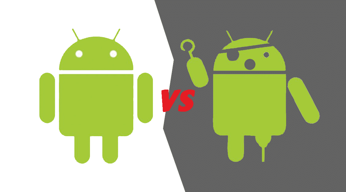 difference between Stock ROM and Custom ROM