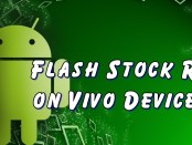 Flash Stock Rom on Vivo