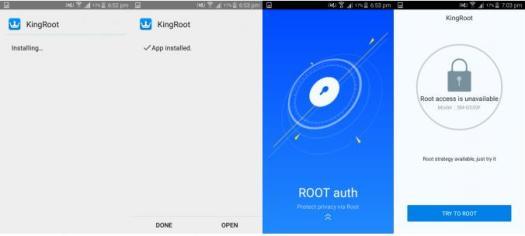 root LG Optimus LTE2