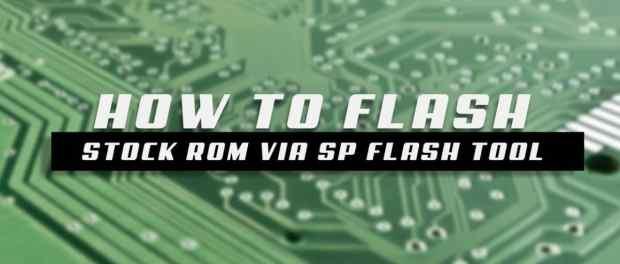 How to FlashStock Rom onFotola 626