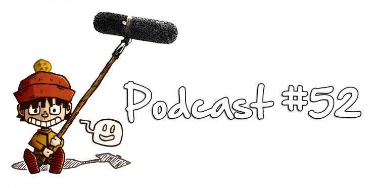Gohancast 52 - podcast jeux vidéo