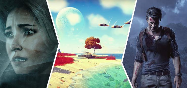 jeu video 2015 PS4