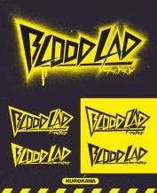 Charte Logo Blood Lad