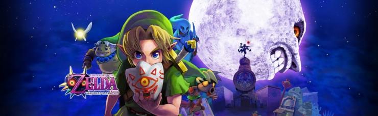 avis The Legend of Zelda Majoras Mask 3D