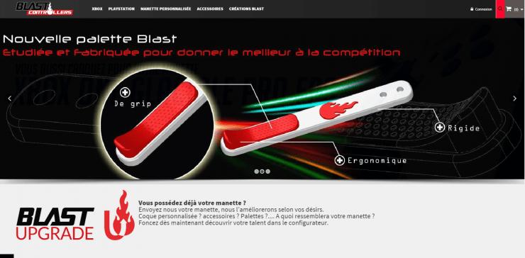 blast controllers site web