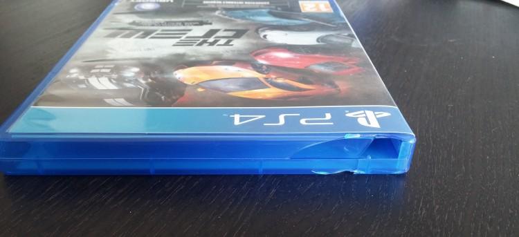 remplacer jaquette PS4