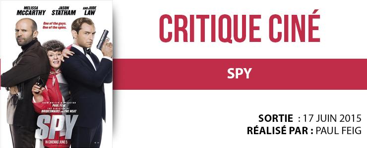 critique film spy
