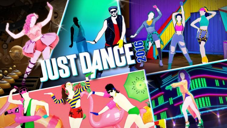 avis Just Dance 2016