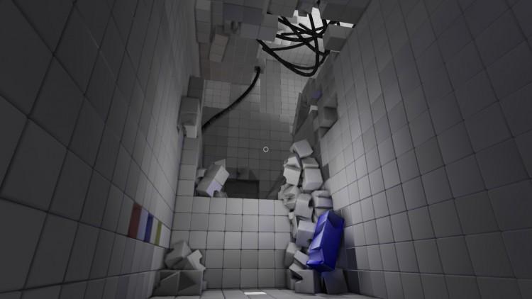 q.u.b.e director's cut PS4