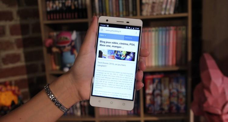 test SoshPhone 3