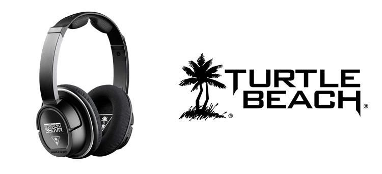 Turtle beach stealth 350 VR