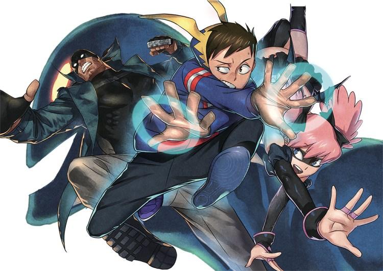 Image result for My Hero Academia: Vigilantes
