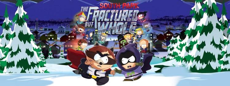 test South Park l'annale du destin