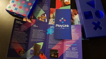 Press kit Playlink PS4