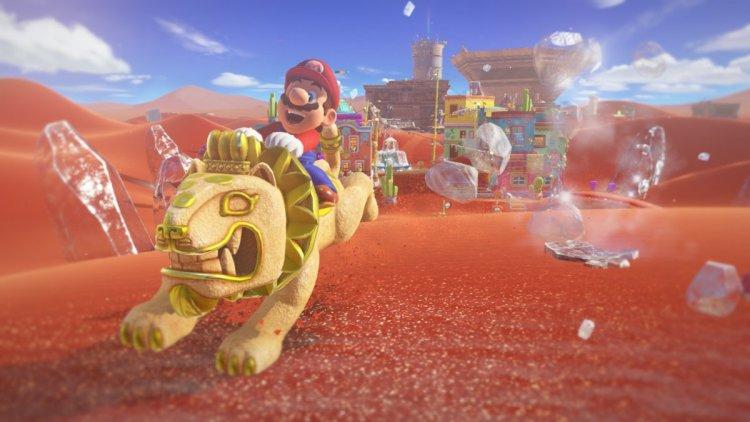 avis Super Mario Odyssey