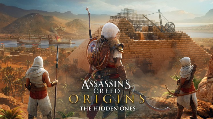 test assassin's creed origins