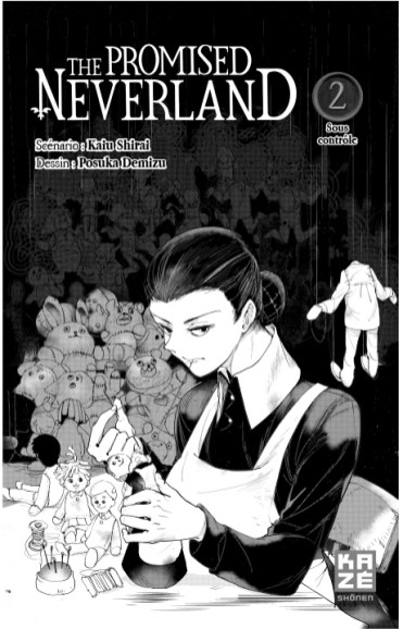 Promised Neverland T02 V2.indd