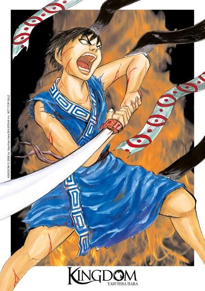 Kingdom Manga Avis Manga Kingdom Tome 1
