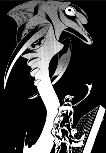 Avis manga Kamuya Ride 2