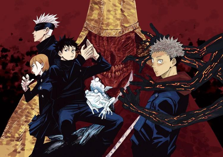 Avis manga : Jujutsu Kaisen (Tome 1) - A la une