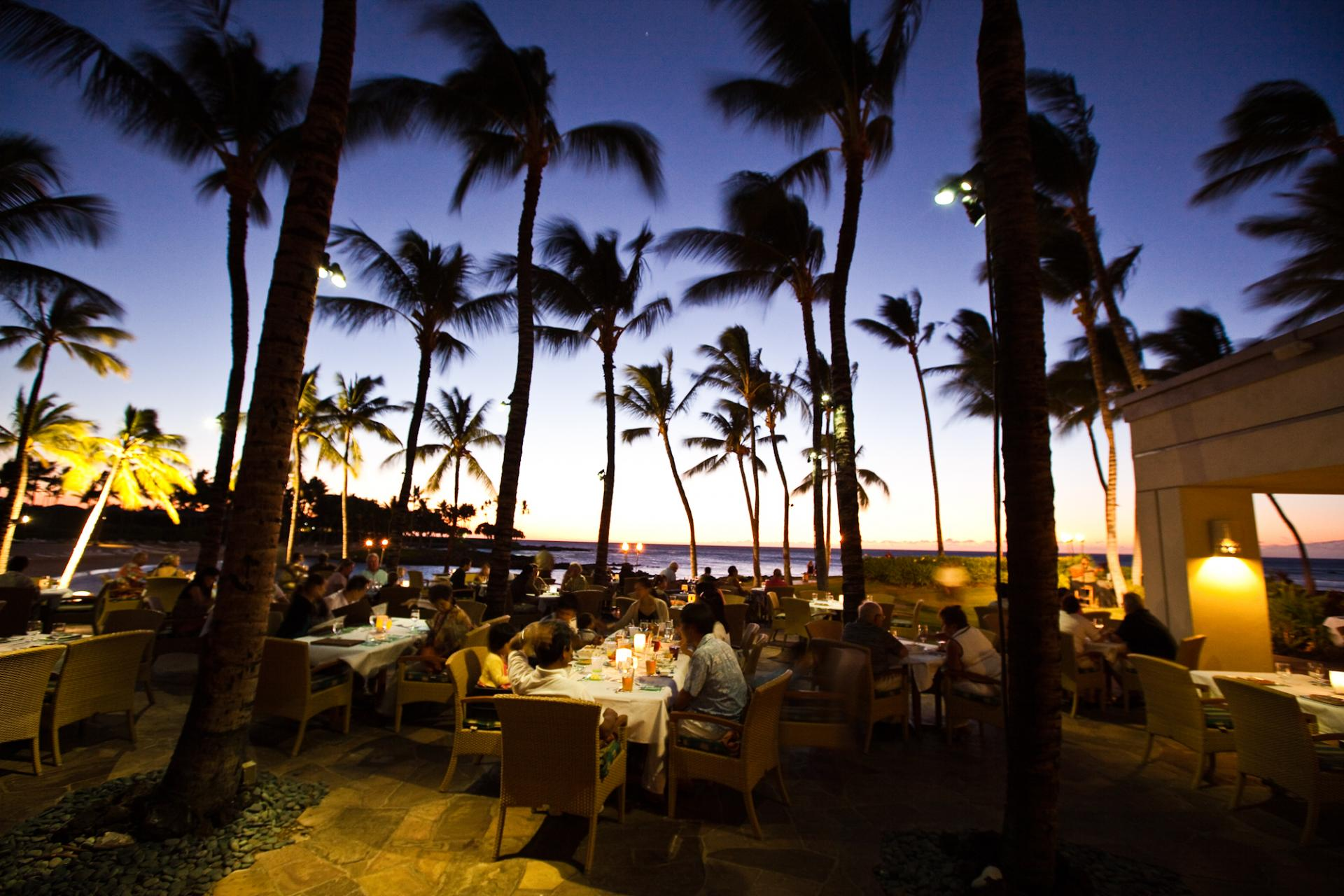Island of Hawaii Restaurants