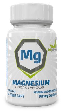 Bioptimizers Magnesium Breakthrough  Review