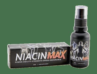 NiacinMax Go Healthy West Piedmont Review