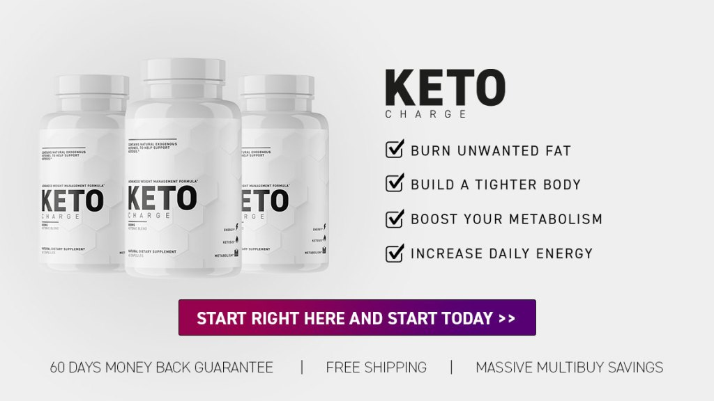 Buy KetoCharge Online from Official Website