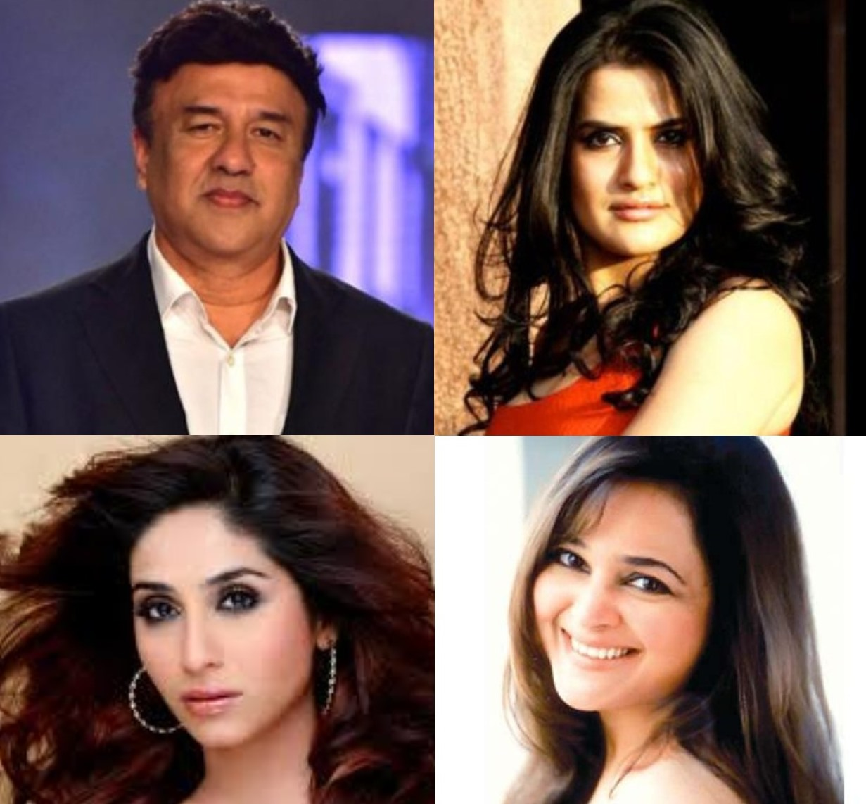 Sexual Harassments: Anu Malik Asks a Singer to Lick   Goher Iqbal Punn