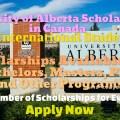 University of Alberta Scholarships