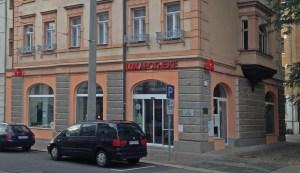 Die Lux Apotheke in der Gohliser Straße; Foto: Matthias Reichmuth
