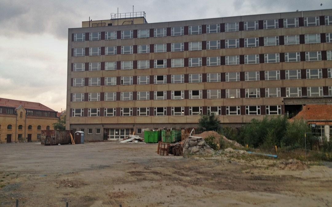 Hochhaus-Umbau in Sicht