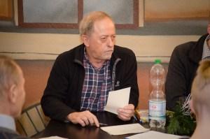 Wahlleiter Gerd Klenk; Foto: Andreas Reichelt