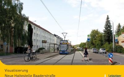 Virchowstraße erhält  zusätzliche Haltestelle