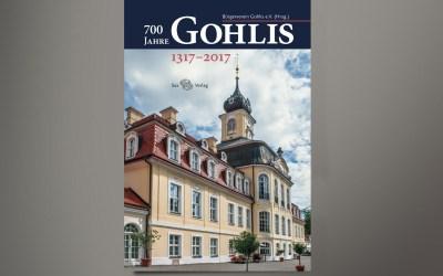 Das Gohlis-Buch auf der Zielgeraden