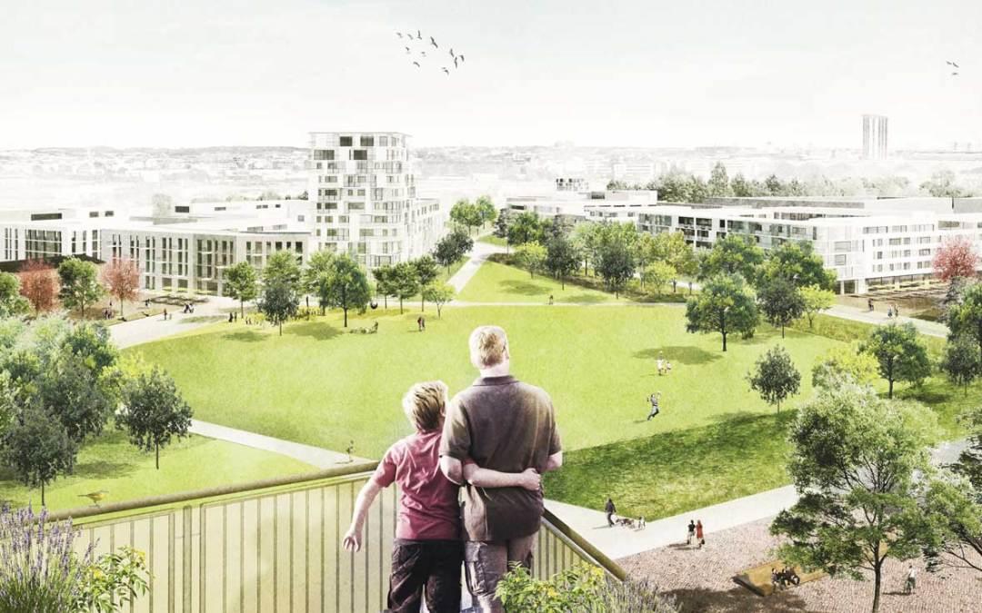 Leipzig416: Leipziger Architektenbüro gewinnt Wettbewerb  um die Neugestaltung des Eutritzscher Freiladebahnhofs