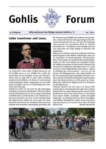 Gojlis Forum 05 2017 Titel reichelt