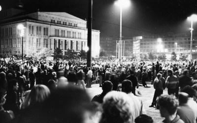 30 Jahre Friedliche Revolution – Gesprächs-Café mit Zeitzeugen