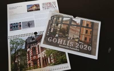 Gohlis Kalender 2020 – Reizvolle Fassaden