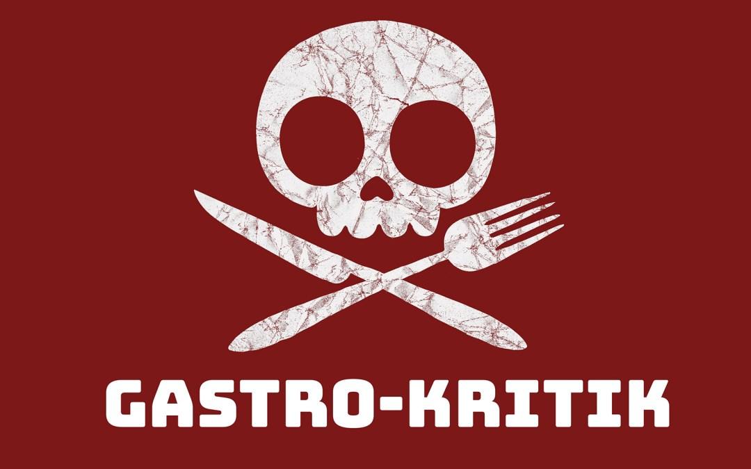 Gastrro-Kritik Logo