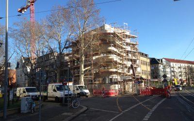 Gohliser Baugeschehen – Bauen ohne Winterpause